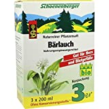 Bärlauch Saft Schoenenber 3X200 ml